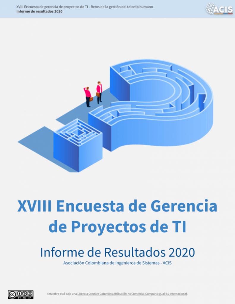 Informe de Resultados 2020 - Encuesta de Gerencia de Proyectos de TI