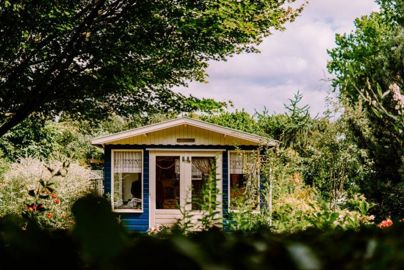 Une petite maison de campagne comme exemple de projet