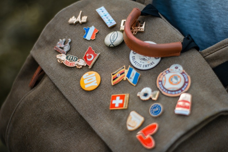 Image of badges resembling the certifications we put on our profile and resume
